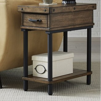Laurel Foundry Modern Farmhouse Reilly End Table with Storage