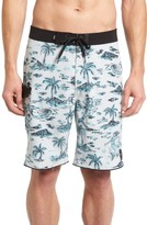 Vans Men's Mixed Scallop Board Shorts