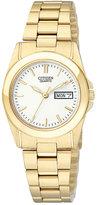 Women's Gold-Tone Stainless Steel Bracelet Watch 28mm EQ0562-54A