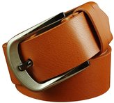 Sitong Unisex fashion casual pin buckle leather belt