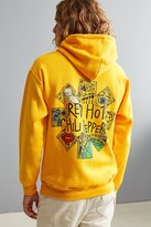 Urban Outfitters Red Hot Chili Peppers Hoodie Sweatshirt