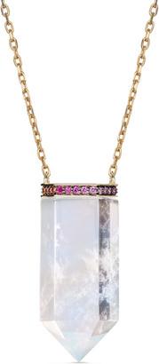 Noor Fares Moonrise Crystal Pendant