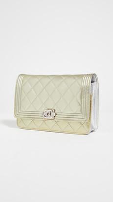 Shopbop Archive Chanel Le Boy Wallet On Chain