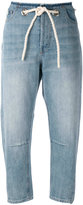 Diesel De-kima drawstring jeans - women - Cotton - 28