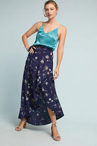 If By Sea Chloris Wrap Skirt