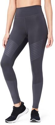 Core 10 Women's Icon Series - The Dare Devil Leggings Grey (dark grey/dark shine) Medium