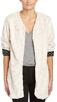 MinkPink Women's Powder Room Coat