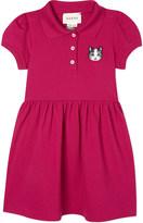 Gucci Polo cotton dress 6-36 months