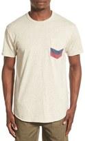 Imperial Motion Chevron Pocket Crewneck T-Shirt
