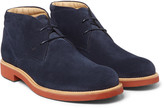 Tod's - Suede Chukka Boots