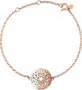 Links of London Timeless 18ct rose-gold vermeil bracelet