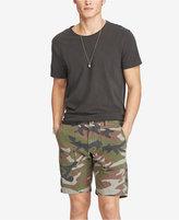 Denim & Supply Ralph Lauren Men's Camo Twill Utility Shorts