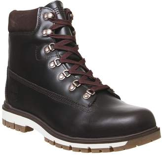 Timberland Radford Waterproof Boots Dark Brown Full Grain