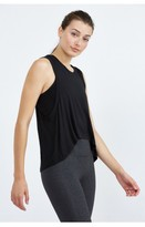 Beyond Yoga Slinky High Low Muscle Tank