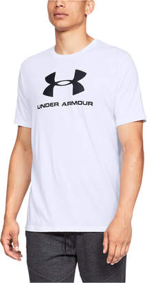 Under Armour Men Sportstyle Logo Short Sleeve