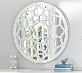 Pottery Barn Kids Lattice Frame Mirror