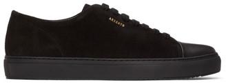 Axel Arigato Black Suede Clean 90 Sneakers