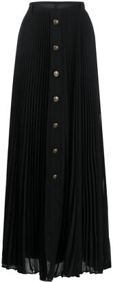 Philosophy di Lorenzo Serafini Long Pleated Skirt