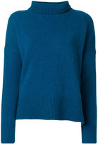 Vanessa Bruno roll-neck jumper - women - Wool/Yak - S