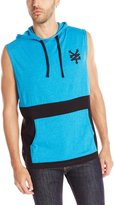 Zoo York Men's JS Sleeveless Hood Knit Top