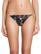 Bananamoon Banana Moon Women's Skort Fully Printed Bikini Bottoms - -