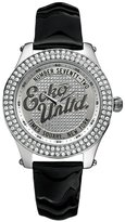 Ecko Unlimited The Rollie E10038M1 women's quartz wristwatch