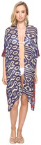 Bindya Mix Texture Kimono Women's Clothing