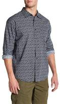 Joe Fresh Floral Print Standard Fit Shirt