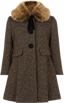Monsoon Winnie Tweed Coat