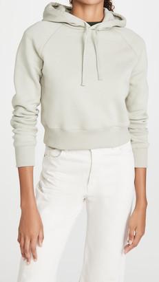 x karla Hooded Crop Sweatshirt
