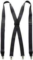 Stacy Adams Men's Big-Tall Extra Long Clip On Suspenders