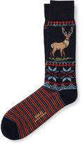 Polo Ralph Lauren Reindeer Trouser Socks