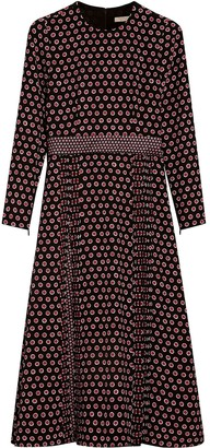 Burberry Polka Dot Dress