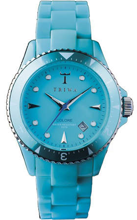 Triwa Watch in Aqua Libre