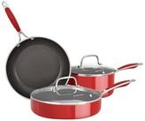 KitchenAid 5 Piece Aluminum Nonstick Cookware Set - KC2AS05B