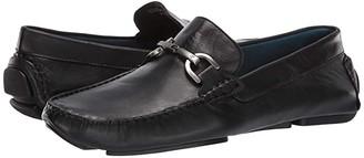 Donald J Pliner Victor (Charcoal Wash Goat) Men's Slip-on Dress Shoes