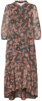 Vero Moda Nuka 3/4 Ankle Dress