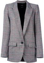 Isabel Marant classic checked blazer