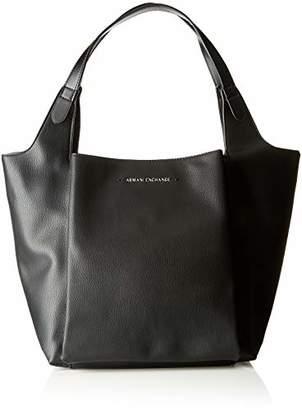 Armani Exchange One Strap Shoulder Bag, Women's Cross-Body28.0x20.0x42.0 cm (B x H T)
