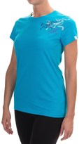 Arc'teryx Bird Trio Shirt - Short Sleeve (For Women)