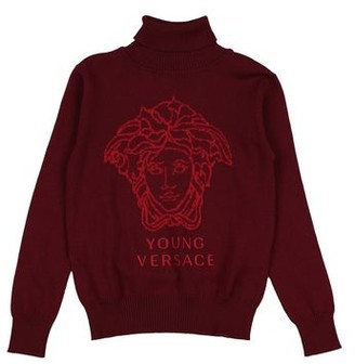 VERSACE YOUNG Turtleneck