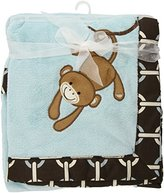 Lambs & Ivy Blanket, Giggles by