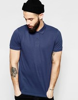 ONLY & SONS Pique Polo Shirt