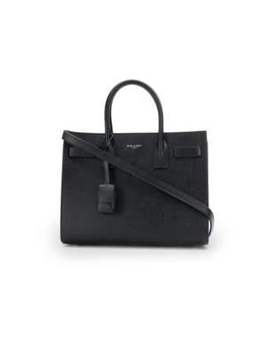 Saint Laurent Sac De Jour Baby Leather Bag
