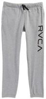 RVCA Boy's Big Logo Sweatpants