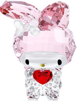 Swarovski My Melody Red Heart Collectible Figurine