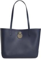 Longchamp Small Cavalcade Leather Tote