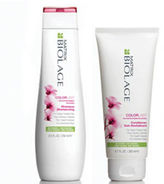 Biolage Matrix ColorLast Shampoo and Conditioner