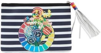 Mary Katrantzou Multicolour Plastic Clutch bags
