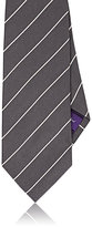 Ralph Lauren Purple Label MEN'S PINSTRIPED SILK NECKTIE